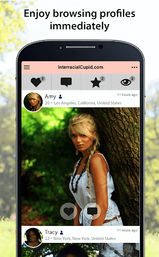 InterracialCupid - Interracial Dating App 2.1.6.1561 screenshots 2