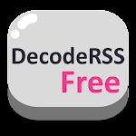 DecodeRSS Free (RSS Reader)