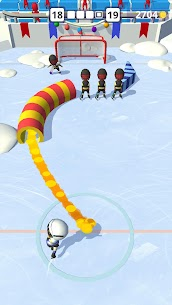 Happy Hockey Mod Apk (Ads Free, Unlocked Skins) for Android 2