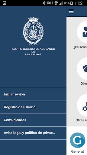 ICALPA Appbogados screenshot 2