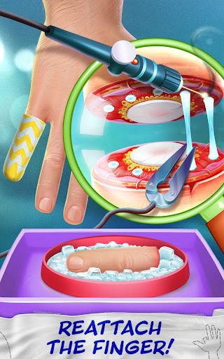 Plastic Surgery Simulator Screenshot