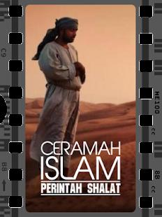 Ceramah Islam Perintah Sholat Applications Sur Google Play
