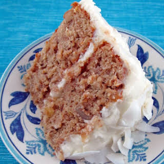 Hummingbird Cake Pineapple Coconut Recipes.