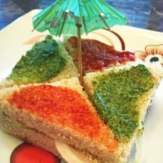 Bombay Street Sandwich