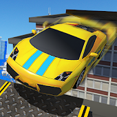 Extreme Rooftop Car Stunts