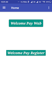 Download Welcome Pay For PC Windows and Mac apk screenshot 2