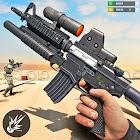 Gun Games 3d: Squad Fire Free - FPS Shooting War