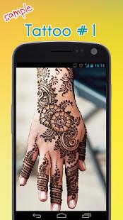 Henna Tattoo Ideas - náhled