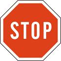 Saobracajni znakovi icon