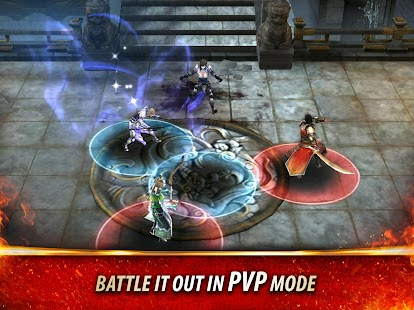 Dynasty Warriors: Unleashed APK + DATA para Android imagem 2