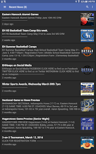 EHHoops- screenshot thumbnail