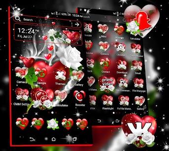 Love Heart Launcher Theme 4