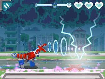 Transformers Rescue Bots: Disaster Dash APK screenshot thumbnail 4