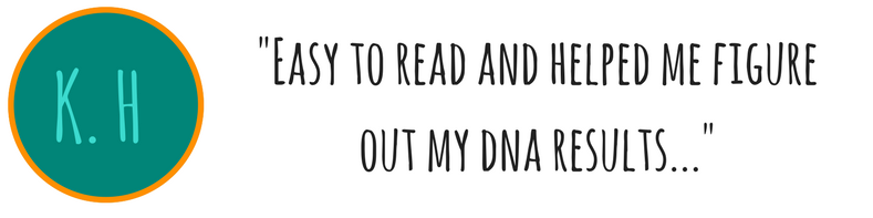 Review for DNA genealogy book