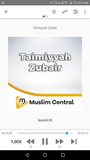 Taimiyyah Zubair - Lectures screenshot 4