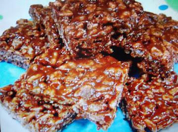 Fudge Krispies Recipe