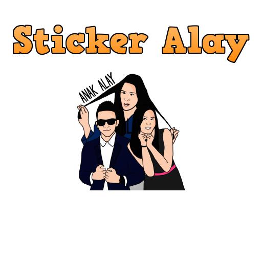 Alay Sticker Wa Sticker Apps Alay Lucu Sticker Programme