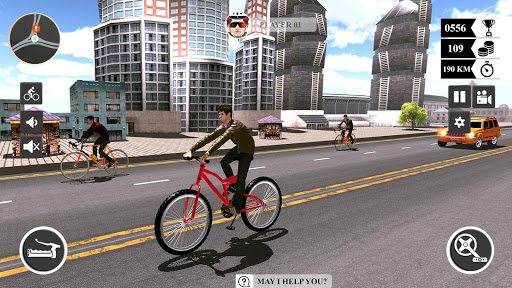 Bicycle Racing & Quad Stunts 1.3 screenshots 12