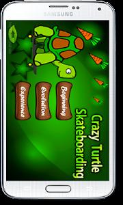 Crazy Turtle Skateboarding screenshot 1