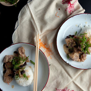 Steamed Pai Kuat (pork ribs)