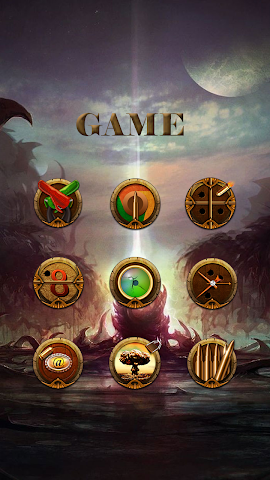 android Game-Solo Theme Screenshot 2