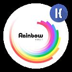 Rainbow Kwgt 2.1