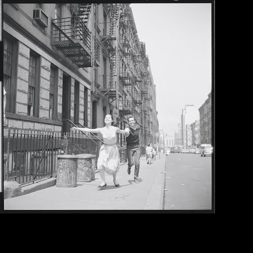 Carol Lawrence And Larry Kert On Location West 56th Street Between 9th And 10th Ave For West Side Story Publicity Shoot Friedman Abeles Google Arts Culture Atualizado e upado pelo nosso amigo rafael akilez. google arts culture