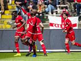 Antwerp en Anderlecht spelen gelijk op de Bosuil