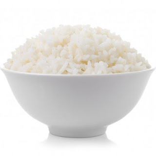 White Rice With Vegetables Recipes.