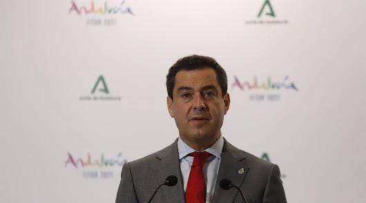 Juanma Moreno desvela qué harán con las medidas la semana que viene