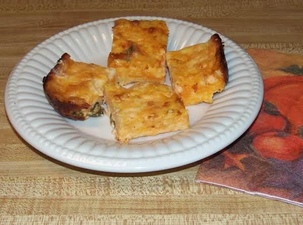 Cheese Squares Recipe