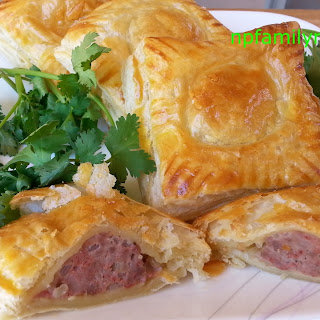 Pork Mince Puff Pastry Recipes