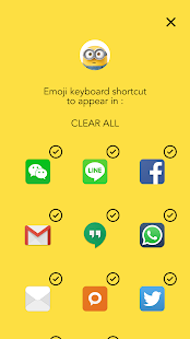 Minions Emoji- screenshot thumbnail