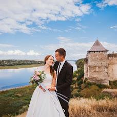 Wedding photographer Lyubov Vivsyanyk (Vivsyanuk). Photo of 26.10.2016
