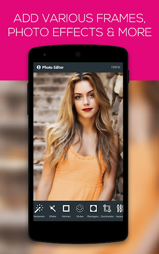 Beautify - Photo Editor & Photo Filter Pro  screenshots 1