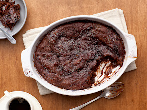 Photo: Get the recipe for Malted Chocolate Pudding Cake >> http://ow.ly/gKQJi