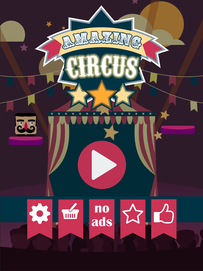 The Amazing Circus- screenshot