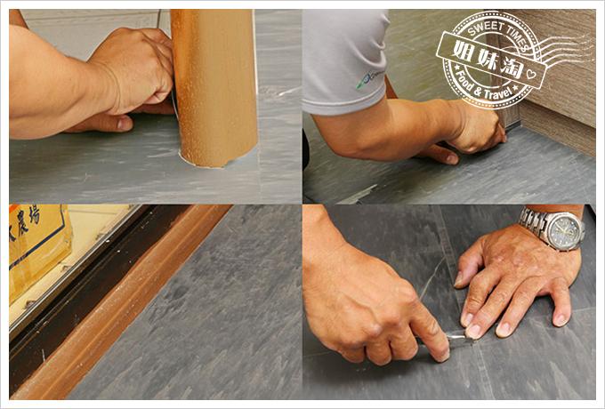 富銘塑膠地板Green-Flor 專業品質