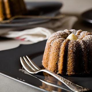 Café au Lait Mini Cakes