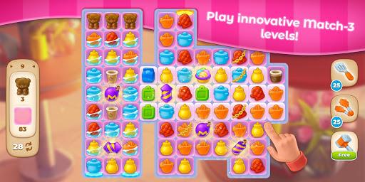 Cooking Paradise - Puzzle Match-3 game apktram screenshots 13