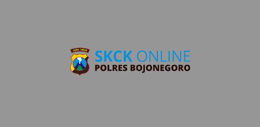 SKCK Online Polres Bojonegoro app (apk) free download for Android/PC/Windows screenshot