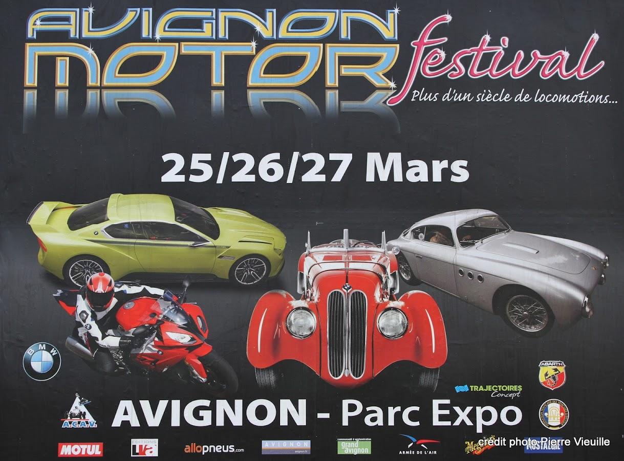 festival avignon auto moto