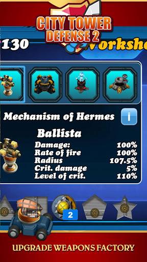 Tower Defense Final War 2 2.6 screenshots 4