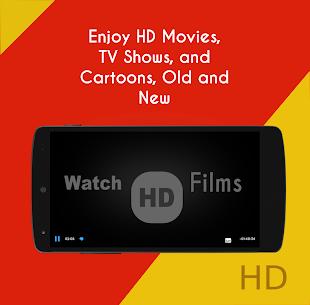 Watch HD Films Online 2018 MOD APK 3