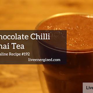 Alkaline Chilli Chai Hot Chocolate