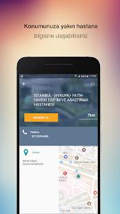 MHRS Mobil Screenshot