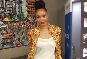 Azania Mosaka plans to put her own stamp on Real Talk.