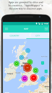 AppsMapper United Kingdom screenshot 0