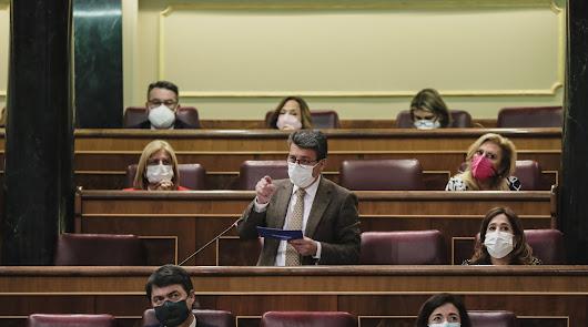 Bronco debate entre Matarí y Celaá en el Congreso sobre la Ley de Educación