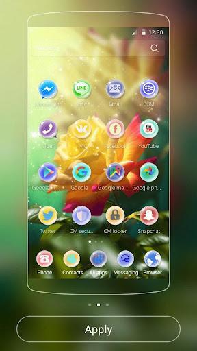 Rose Flower Theme love rose 1.1.1 screenshots 5